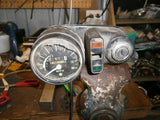 Suzuki TS50 Speedometer, Key Ignition Module 3139