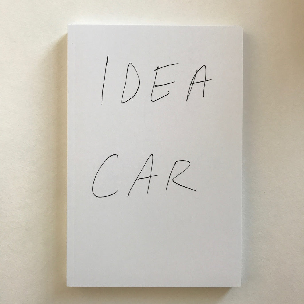 Idea Car - Matthew Clifford Green