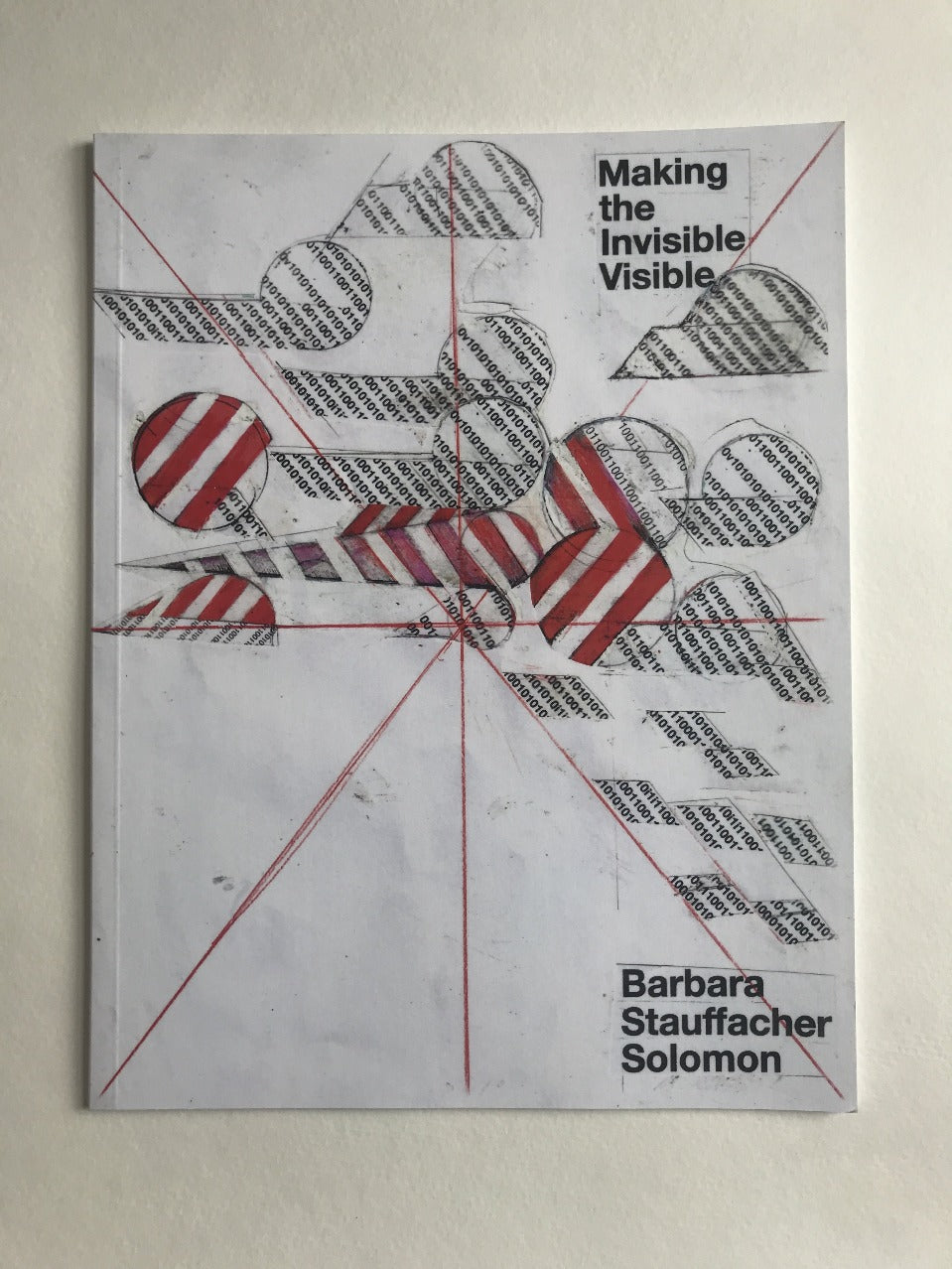 MAKING THE INVISIBLE VISIBLE - Barbara Stauffacher Solomon.