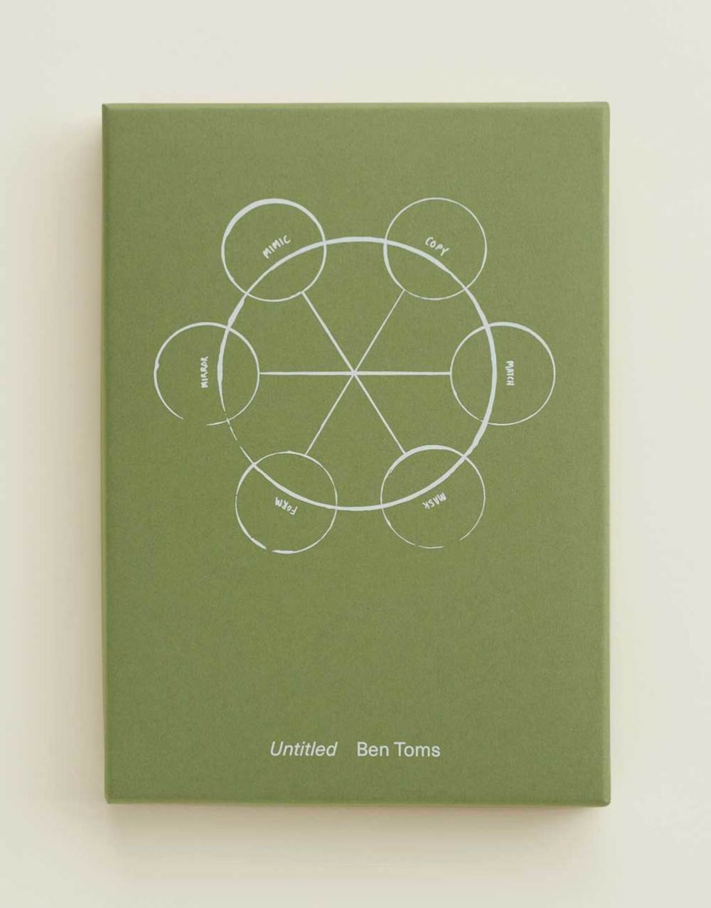 Untitled, Ben Toms, published by Owl Cave Books.
