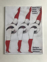 READ ANY GOOD BOOTS LATELY? - Barbara Stauffacher Solomon.