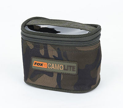 Fox CamoLite Accessory Bag - Small, Medium or Large available