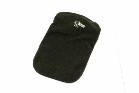 Nash Tackle - Carper's Hot Water Bottle - Includes green fleece cover - T5507