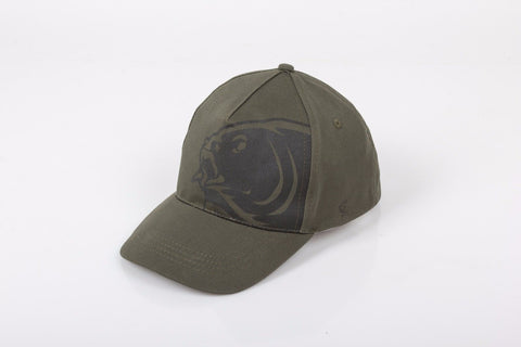 Nash Bank Green Baseball Cap