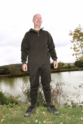 Nash Clothing ZT Second Skins - thermal base layer