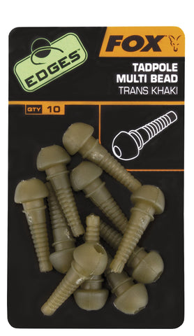 Fox Edges Tadpole Multi Bead - Khaki
