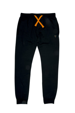Fox Black and Orange Lightweight Joggers