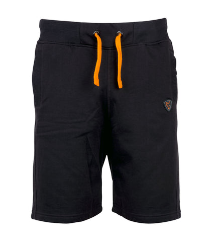 Fox Black and Orange Lightweight Jogger Shorts