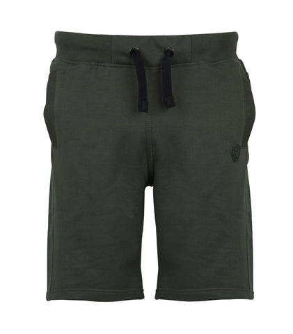 Fox Green and Black Jogger Shorts
