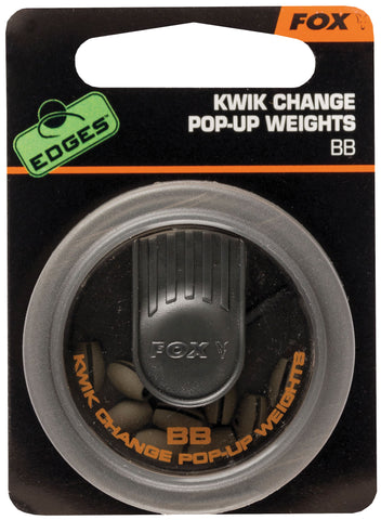 Fox Edges Kwik Change Pop Up Weights - BB