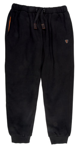 Fox Black and Orange Heavy Lined Joggers