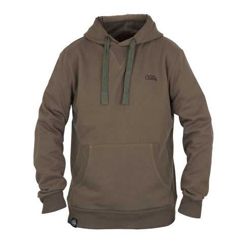 Fox Chunk Ribbed Hoody Khaki