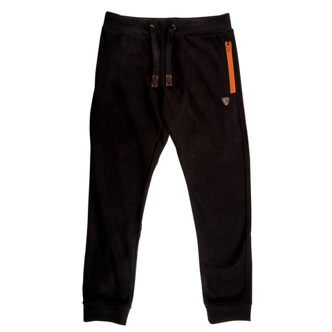 Fox Black & Orange Joggers