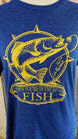 Official River T-Shirt by John Schneider - JohnSchneiderStudioStore