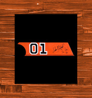 Replica Dirt Track Door 01 Orange