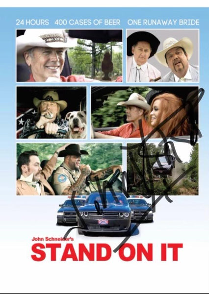 "LIMITED EDITION ""Stand On It"" DVD (The First 100 Copies Printed)"