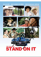"DVD - John Schneider's ""Stand On It!"""