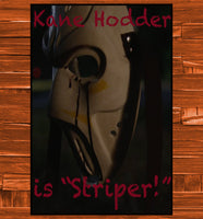 "John Schneider's Kane Hodder is ""Striper!"" (LINK ONLY) - JohnSchneiderStudioStore"