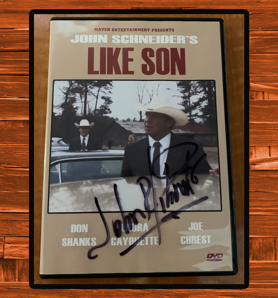Like Son DVD - JohnSchneiderStudioStore