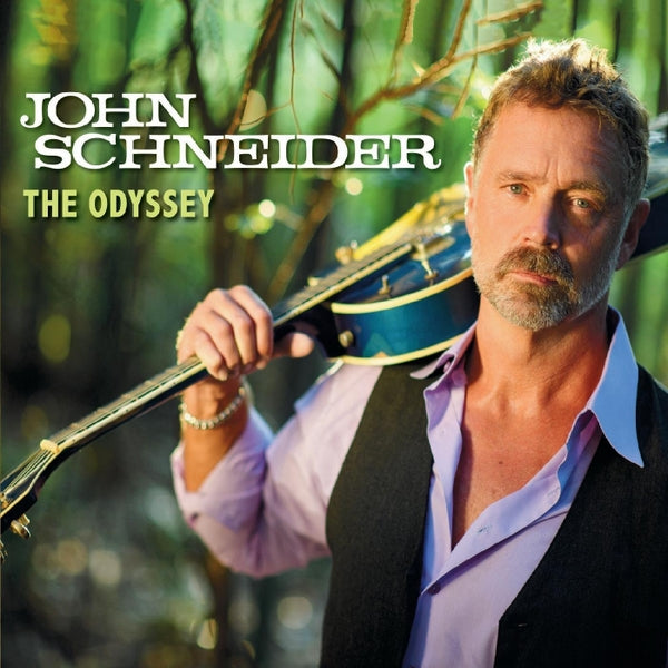 "John Schneider's ""The Odyssey"" the journey begins! - JohnSchneiderStudioStore"
