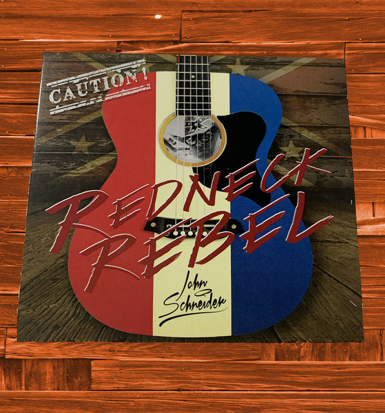 John Schneider's Redneck Rebel is here! - JohnSchneiderStudioStore