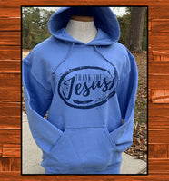 Thank You Jesus Hoodie - JohnSchneiderStudioStore
