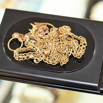 Customer's 9k yellow gold