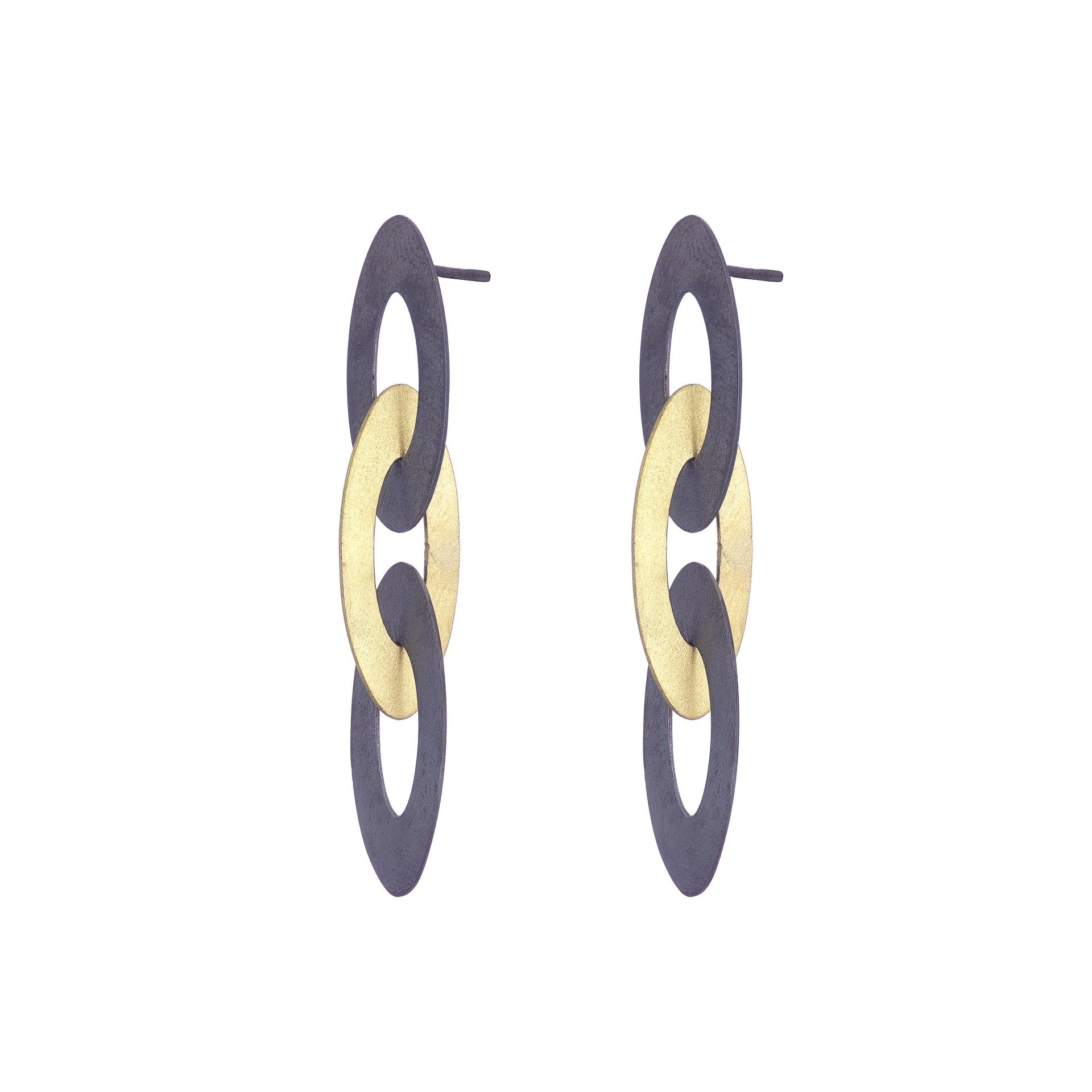 ShipShape Link - Drop Earrings