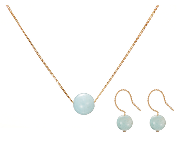 Necklace and Earring Gift Set - Solo