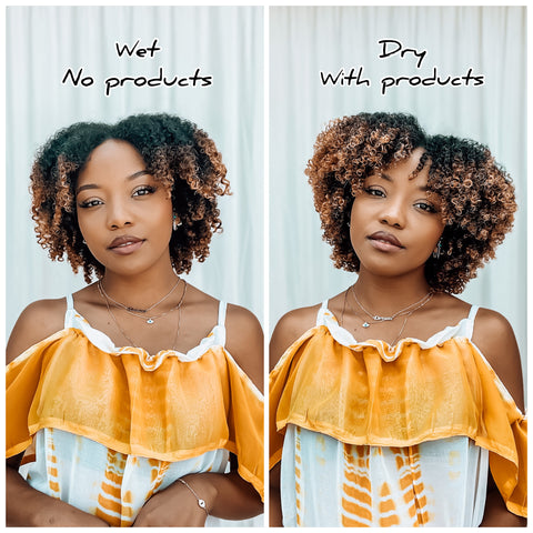 Colored Hair Tips: How to Moisturize Color-Treated Curly Hair