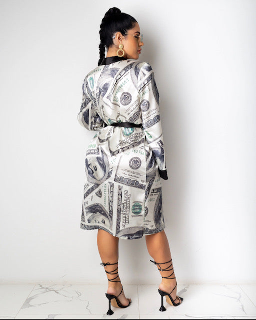 About The Money Robe