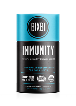 Bixbi Supplement Organic Immunity 60g