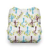Thirsties Natural Newborn All In One Cloth Diapers ~ Snap