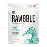 Bixbi Rawbble Freeze-Dried Food ~ Duck