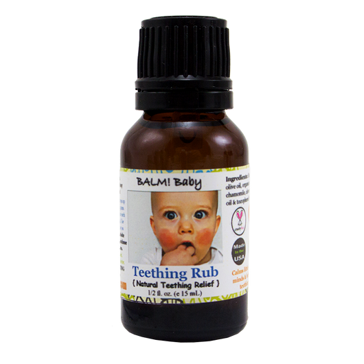 BALM! Baby Teething Rub 1/2oz