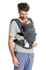 Babylonia Organic Cotton Soft Structure Carrier ~ Flexia