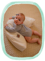 Blessed Nest Organic Cotton & Buckwheat Nesting Pillow
