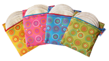 Bummis Fabulous Flo Organic Cotton Breast Pads Travel Pack 2pk