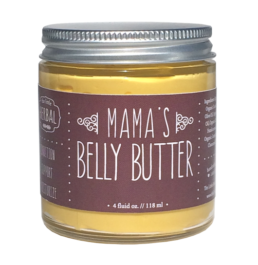 Little Herbal Apothecary Mama's Belly Butter