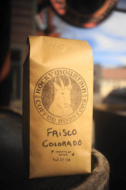Rocky Mountain Coffee Roasters ~ Organic Fair-Trade Ethiopian Whole Bean 1lb