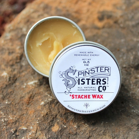 Spinster Sisters 'Stache Wax .5oz