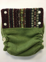 Babee Greens Upcycled Wool Cover