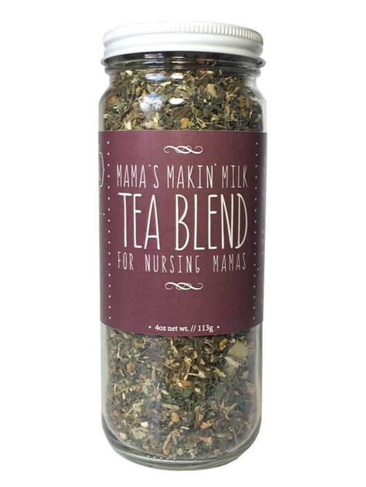 Little Herbal Apothecary Mama's Makin' Milk Tea Blend 3oz