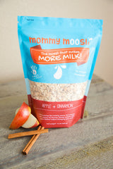 Mommy Moosli ~ Organic Apple + Cinnamon Moosli