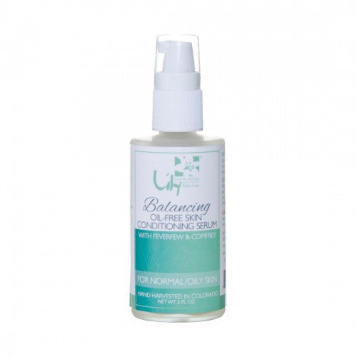 Lily Farm Fresh Skin Care Balancing Oil-Free Skin-Conditioning Serum 2oz