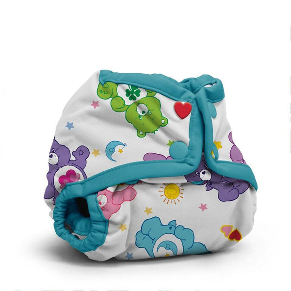 KangaCare Rumparooz Newborn Cloth Diaper Cover ~ Care Bears
