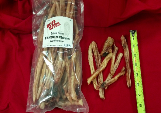 BuffBites USA Buffalo Baked Tendons 24oz