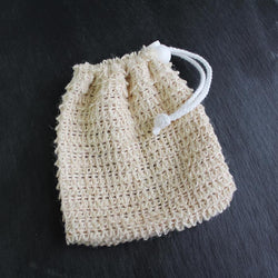 Spinster Sisters Sisal Soap Bag