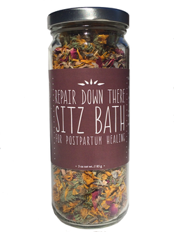 Little Herbal Apothecary Repair Down There Sitz Bath Tea Blend 3oz