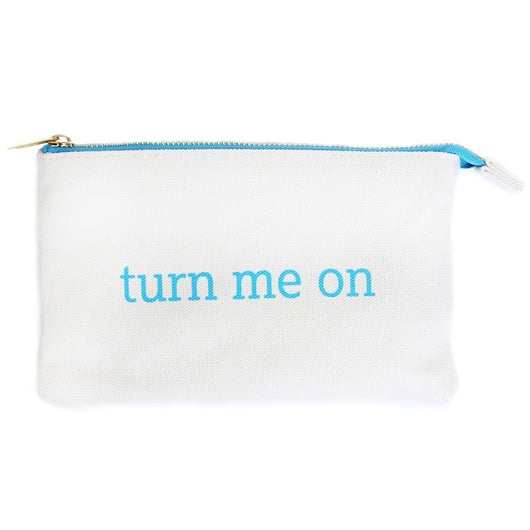 Sustain Organic Cotton Toiletry Bag